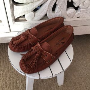 Patricia Nash Leather Loafers